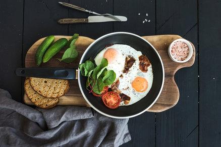 Pět pravidel, podle kterých snídejte: Pak zhubnete rychleji!