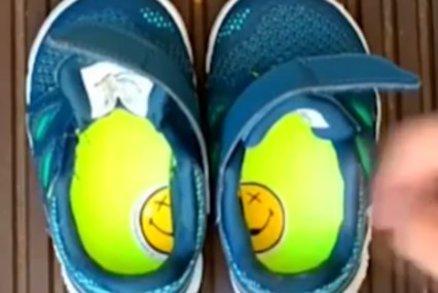 Už nikdy pravou botu na levou nohu! 9 nápadů, které rodičům usnadní život