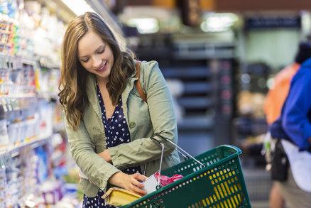 Chcete zhubnout? Přestaňte kupovat tyto potraviny!