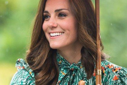 Kate a William čekají třetí dítě. Jak by se mohlo jmenovat?