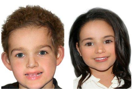 Takhle by mohly vypadat děti prince Harryho a Meghan Markle. Co vy na to?