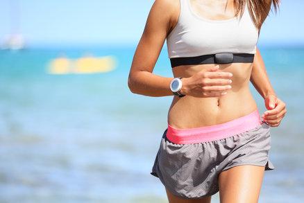 Jak zhubnout během? Třikrát týdně hodinu!