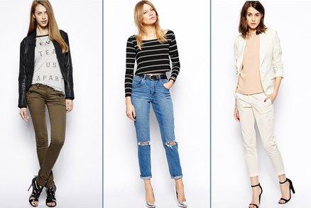 Slim kalhoty: Nesmrtelný kousek, který musíte mít!