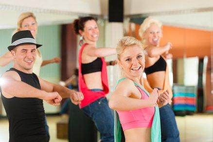 Naučte se tančit. Budete sexy a navíc shodíte kila!