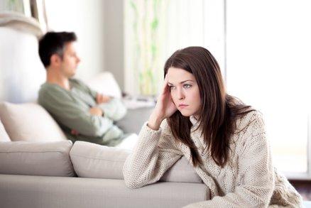 Čtenářka Míša: Chci opustit manžela měsíc před porodem