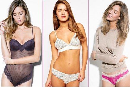 Buďte sexy i v chladném počasí aneb jak si vybrat padnoucí prádlo!