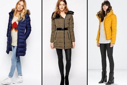 Péřové bundy a kabáty ovládnou zimu: Kde je pořídíte levně?