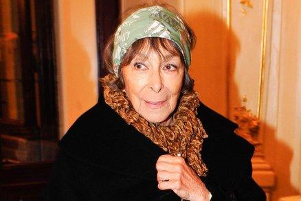 Idol z 60. let a legenda českého šansonu Hana Hegerová slaví 85. narozeniny