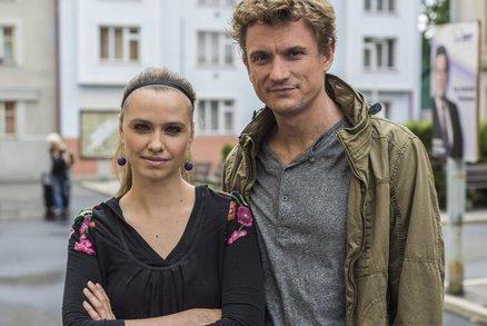 Exkluzivní video z dnešní Ulice: Dramatický rozchod! Nevěrná Libuška opouští Libora