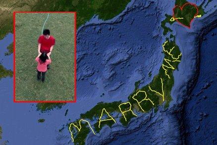 Nejromantičtější žádost o ruku: Muž kvůli ní prošel 7000 kilometrů