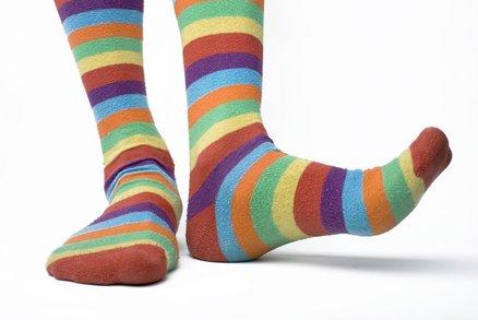 6 skvělých nápadů, jak využít liché ponožky