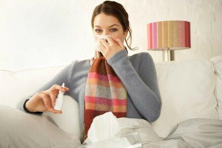 Závislost na kapkách do nosu! Naučte se je používat tak, aby vám neškodily!