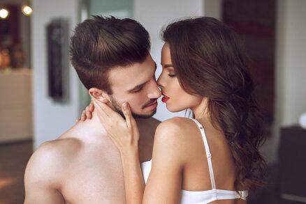 Sex místo fitka! Kolik spálíte během líbání a milování?