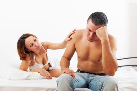 Příběh čtenářky: Manžel přišel o práci i o chuť na sex