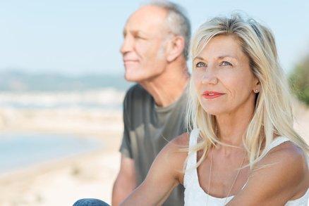 Čtenářka: Je mi 50 a chci se rozvést, protože z mého muže je starý morous