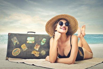 Seznam na dovolenou? Podívejte se, jaké oblečení vám bude stačit, abyste byla za hvězdu!