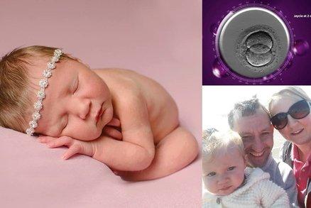 Rodiče zachytili početí svého dítěte. Podívejte se na video vzniku života
