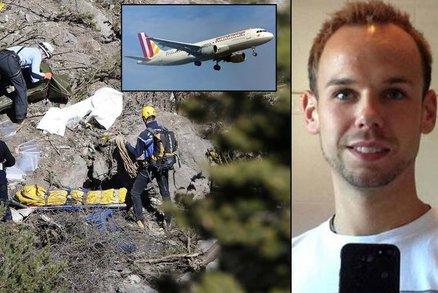 Pilot-sebevrah byl jasně narušený, doma měl i neschopenku: Dalo se tragédii zabránit?