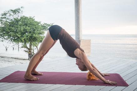 Cvičíte jógu, abyste zhubli? Blbost, tvrdí lektorka! K čemu se hodí?