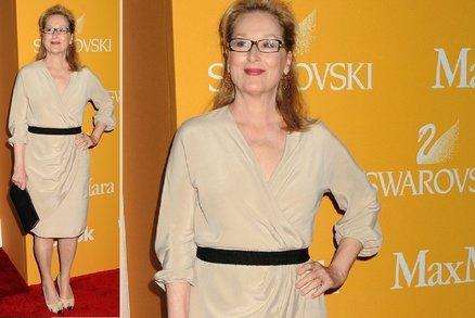 Styl podle celebrit: Pořiďte si šaty jako Meryl Streep