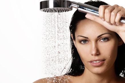 Nový trend: Zahoďte mýdlo a přestaňte se sprchovat!