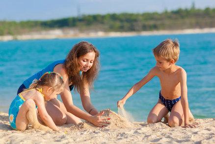 3 perfektní letní destinace pro vaše děti