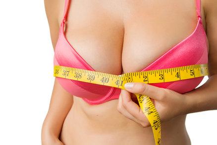 Test osobnosti: Co na vás prozradí velikost vašich ňader?
