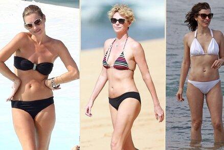 Slavné ženy s malými prsy: Které se za ně nestydí a hrdě je nosí?