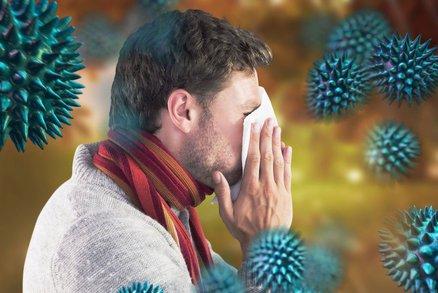 Alergikům neuleví ani podzim. Útočí na ně plísně, prach a roztoči