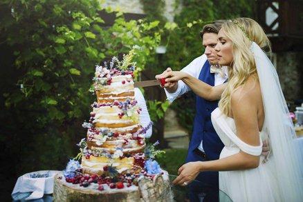 Svatby roku 2016: Gregorovi, Marie Rottrová i Aleš Brichta