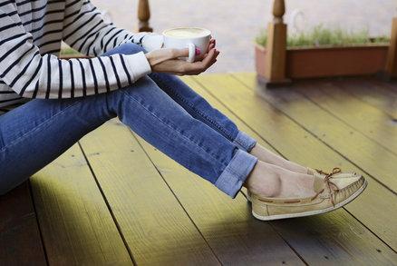 Pohodlné mokasíny: Boty, které můžete nosit ke všemu!