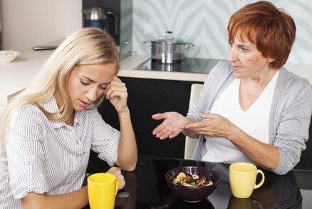 Příběh Katky (43): Manžel mi nevěru odpustil, tchyně mi dělá peklo!