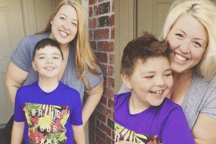 Bála se, že zemře a z jejího syna bude sirotek. Shodila proto přes sto kilo. Jak?