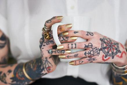 100 let tetování: Co se nosilo ve dvacátých letech?
