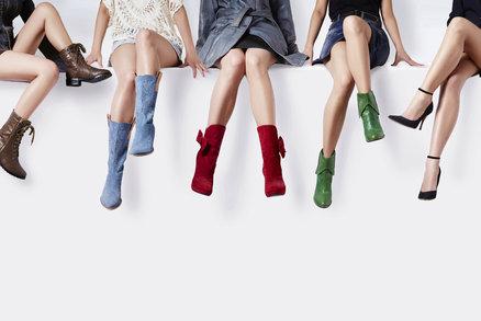 Jaké boty budou v módě na podzim? Ty, kterých si každý všimne!