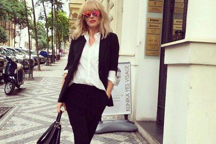 Celebrity na síti: Syn Mašlíkové a nový sestřih Krainové