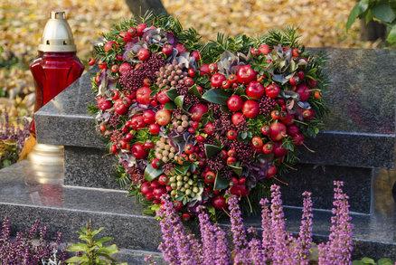 Dušičková výzdoba: Vyrobte si vkusné a snadné dekorace na hrob