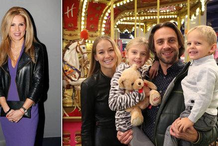 Roman Vojtek se dohodl s exmanželkou: U koho budou děti na Vánoce?