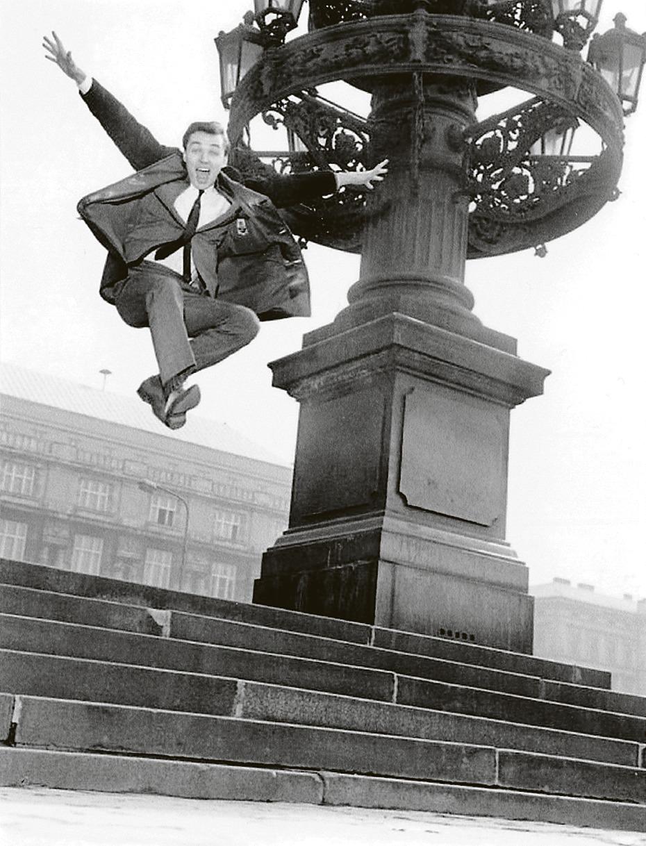 Fotograf Tereba a Karel Gott jsou přátelé od doby, kdy byli oba ještě mladá ucha.