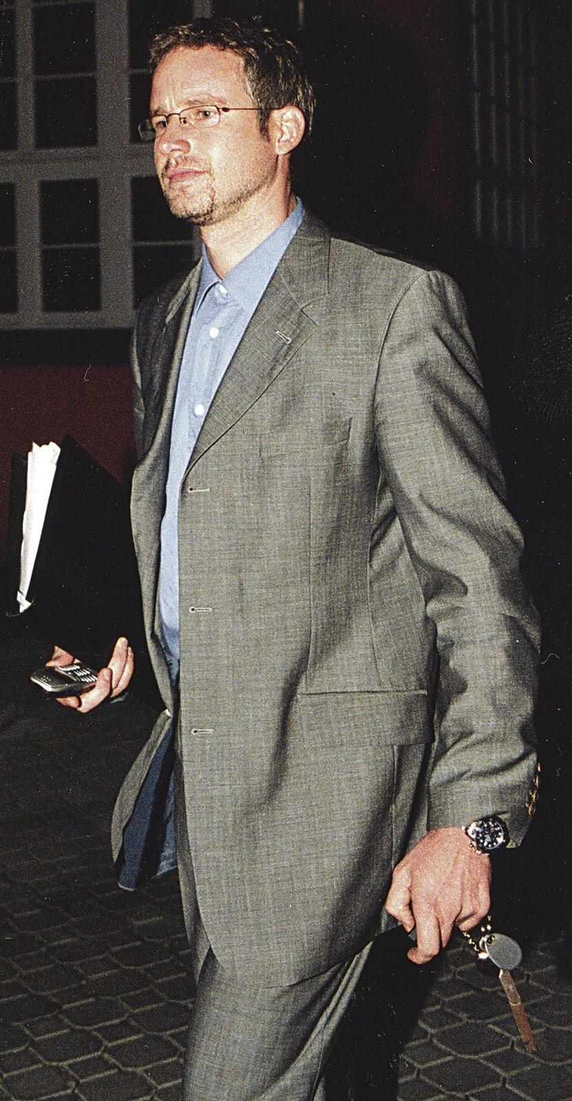Podnikatel Radek Pokorný byl s Lucií zasnoubený.
