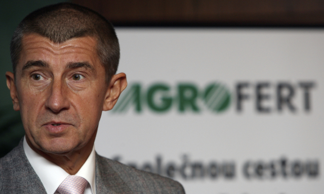 Andrej Babiš je jediným akcionářem Agrofertu.