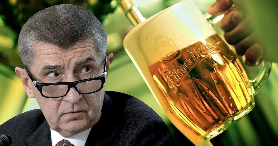 Revoluce v ceně piva. Po zavedení EET se prý sníží jeho cena.