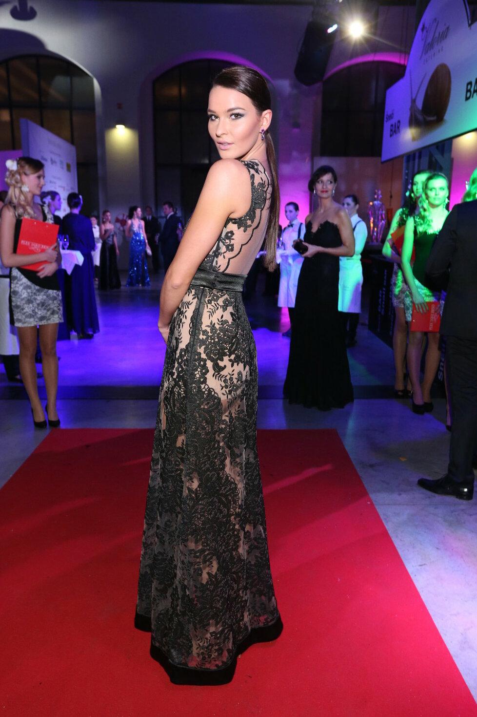 Miss Nikol Švantnerová