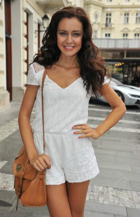 Tereza Chlebovská, Česká Miss 2012