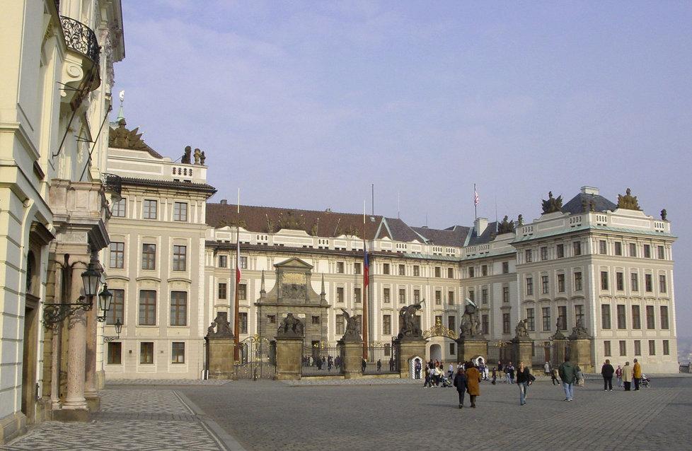 Očekávání: Pražský hrad (Hradčanské náměstí)