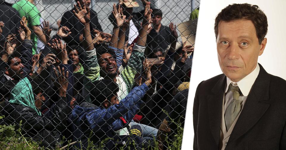 Pavel Kříž otevřeně o uprchlících: Islám je problematická ideologie, vzbuzuje strach (BLESK.CZ)
