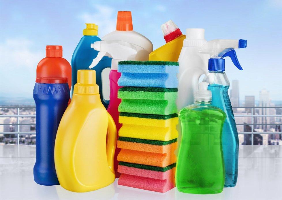 Prostředky na mytí oken