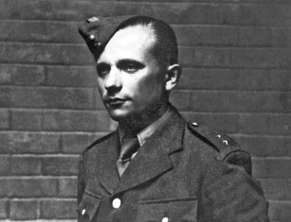 Josef Gabčík: *8. 4. 1912 – †18. 6. 1942