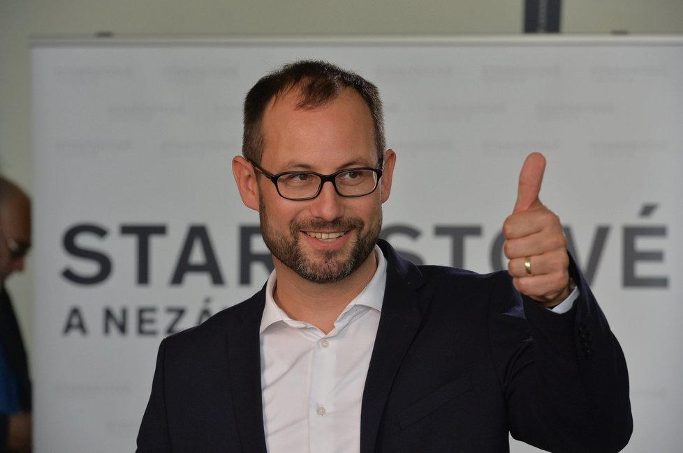 Jan Farský (STAN) považuje výsledky voleb za děsivé