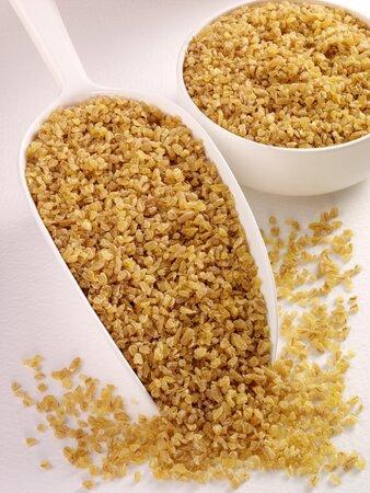 Bulgur je celozrnná pšenice